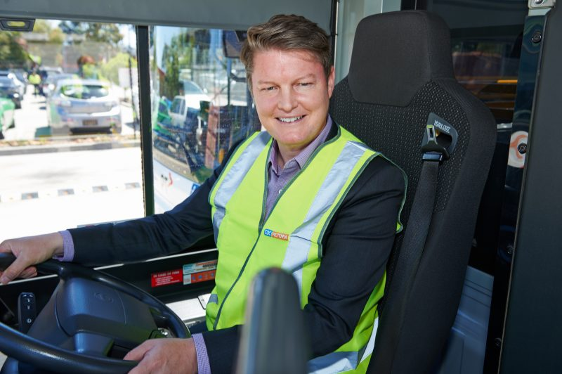 CDC Hybrid Buses Zone In On Zero Emissions On Melbourne Streets 1