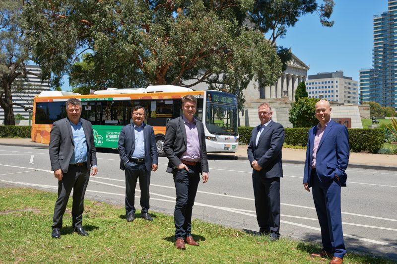 CDC Hybrid Buses Zone In On Zero Emissions On Melbourne Streets 3