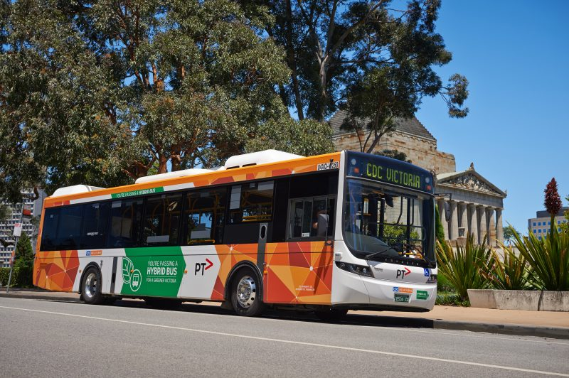 CDC Hybrid Buses Zone In On Zero Emissions On Melbourne Streets 4