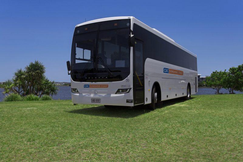 CDC Queensland Bus