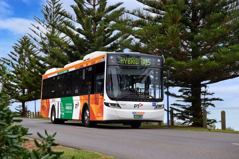 Eco Friendly Hybrid Fleet Launched